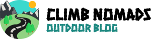 Climb Nomads Logo - Escalada, viajes y material de montaña